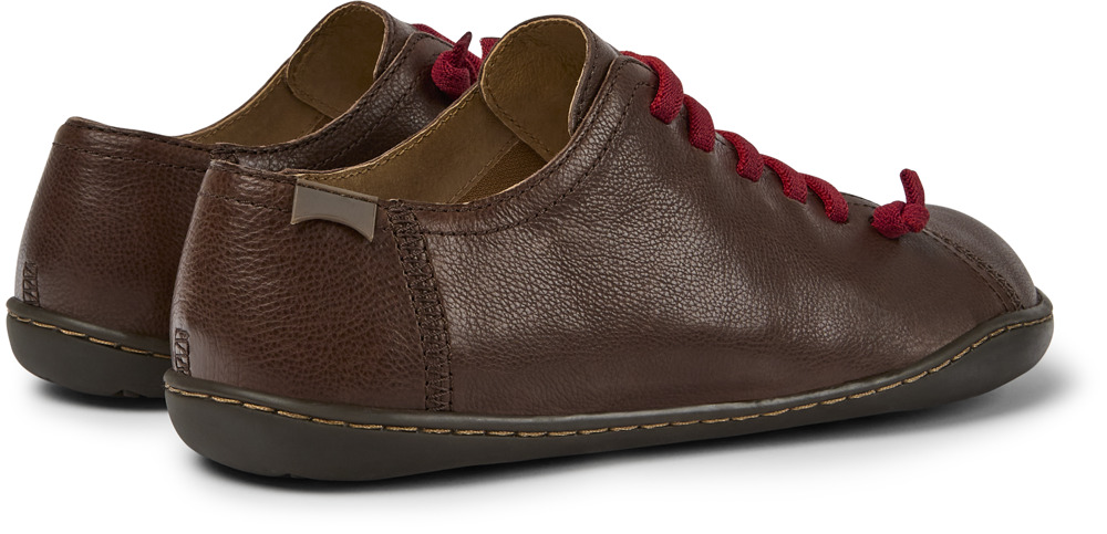 Camper Peu Brown Flats Women 20848-020