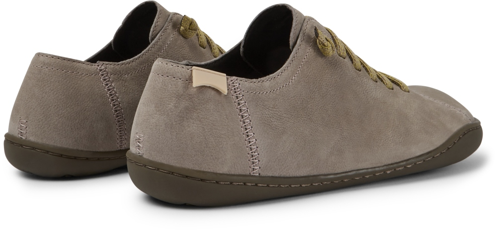 Camper Peu Grey Casual Shoes Women 20848-076