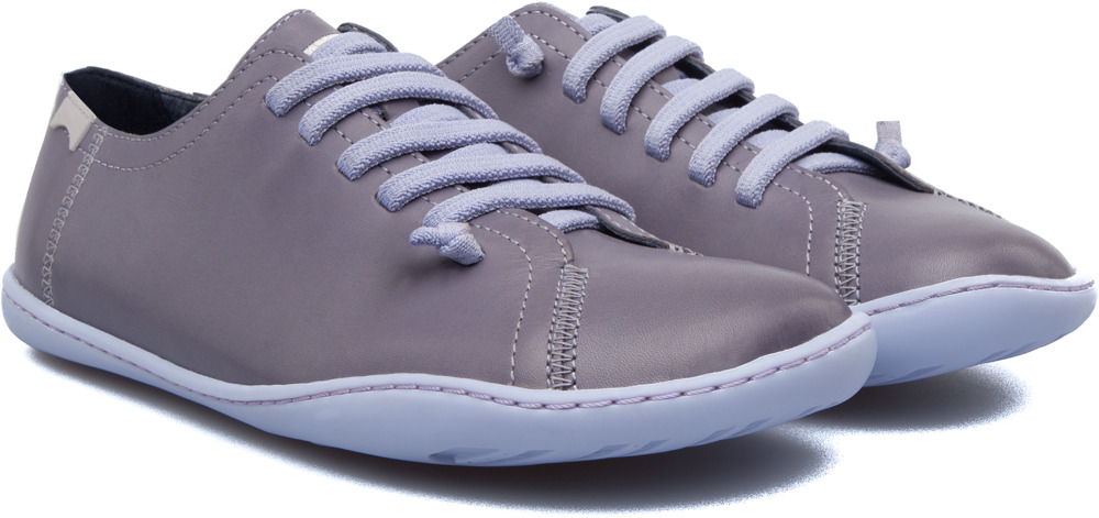 Camper Peu Purple Flats Women 20848-110
