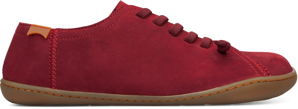 Camper Peu Red Flats Women 20848-112