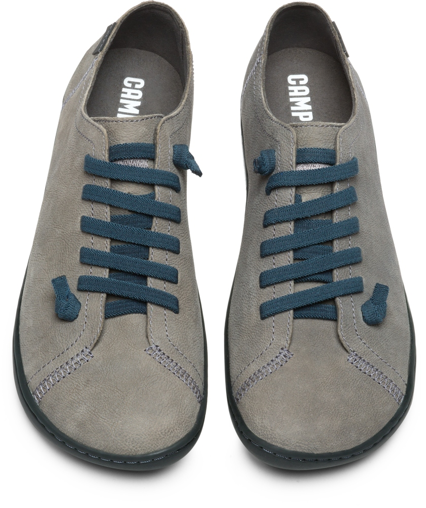 Camper Peu Gris Zapatos Casual Mujer 20848-148