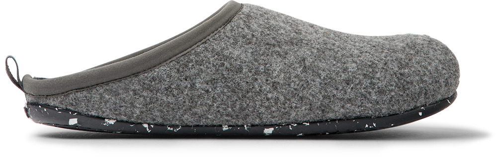Camper Wabi Grey Slippers Women 20889-061