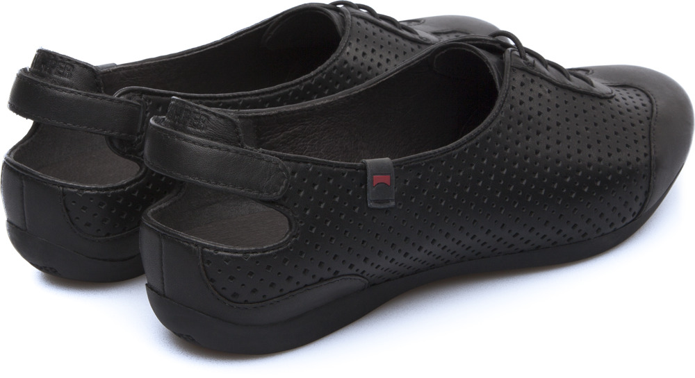 Camper Micro Black Casual Shoes Women 21406-006