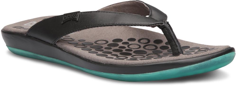 Camper KLICK Black Sandals Women 21462-007