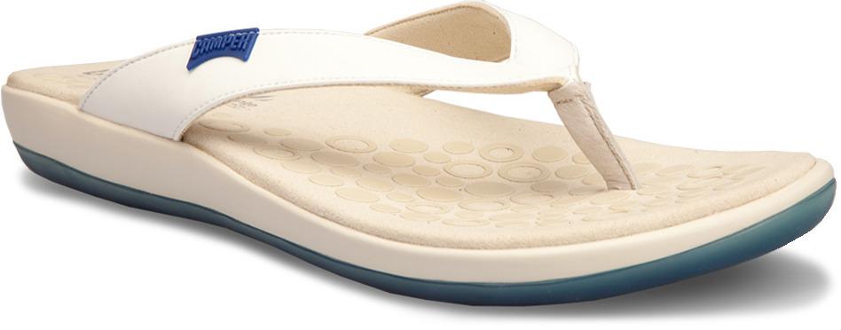 Camper KLICK White Sandals Women 21462-011