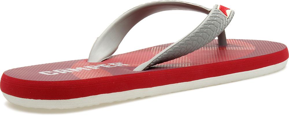 Camper SLIDE Grey Sandals Women 21537-001