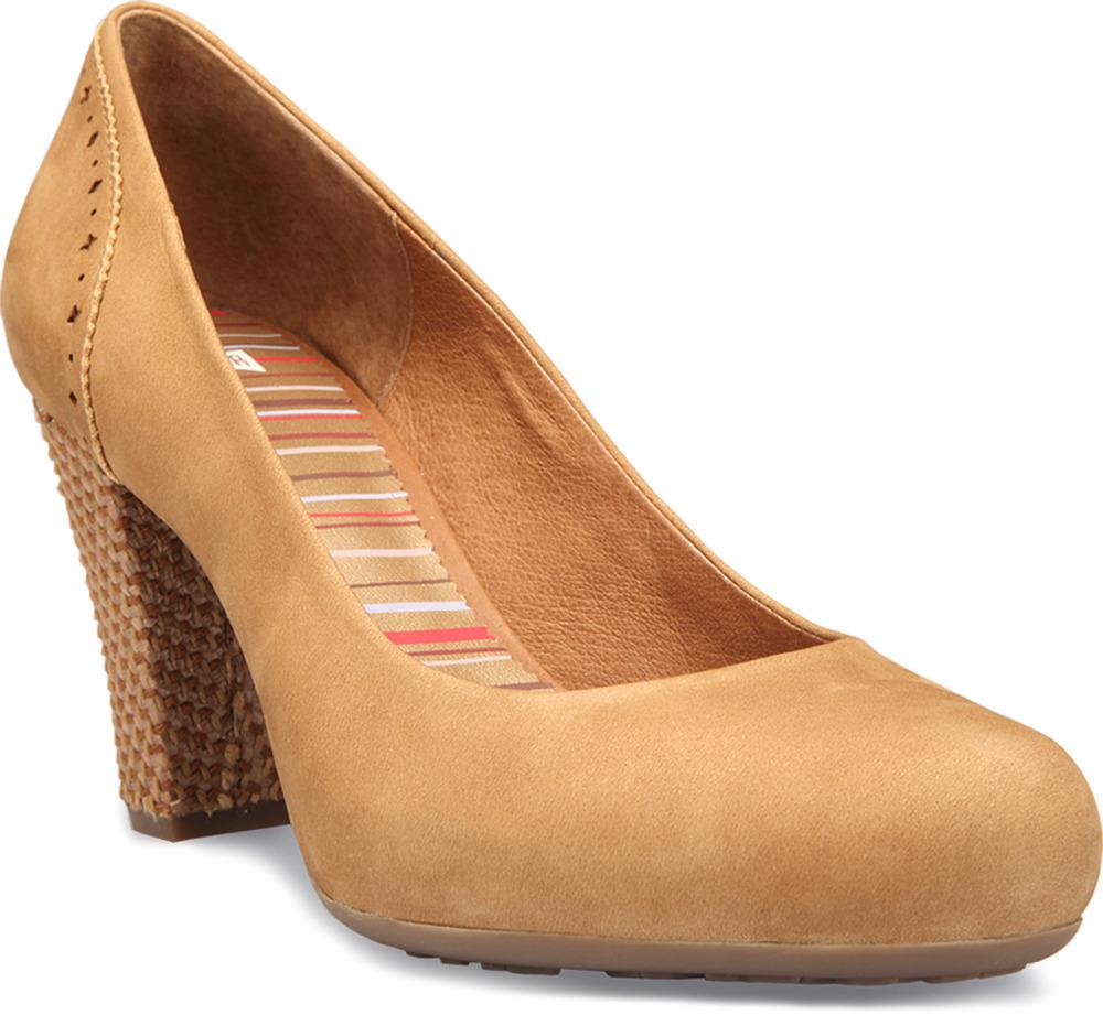 Camper ARIADNA Brown Flats Women 21579-002