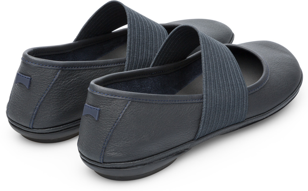 Camper Right Blue Casual Shoes Women 21595-104