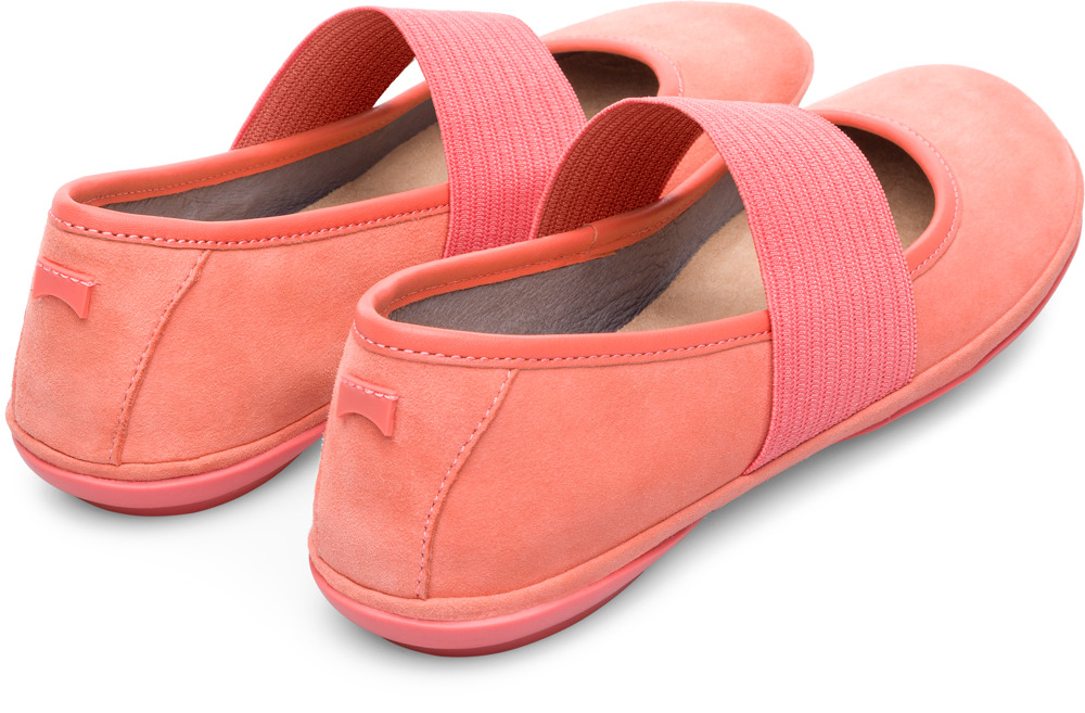 Camper Right Pink Casual Shoes Women 21595-114