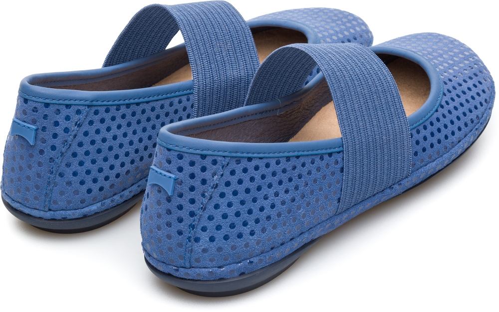 Camper Right Blue Casual Shoes Women 21595-116
