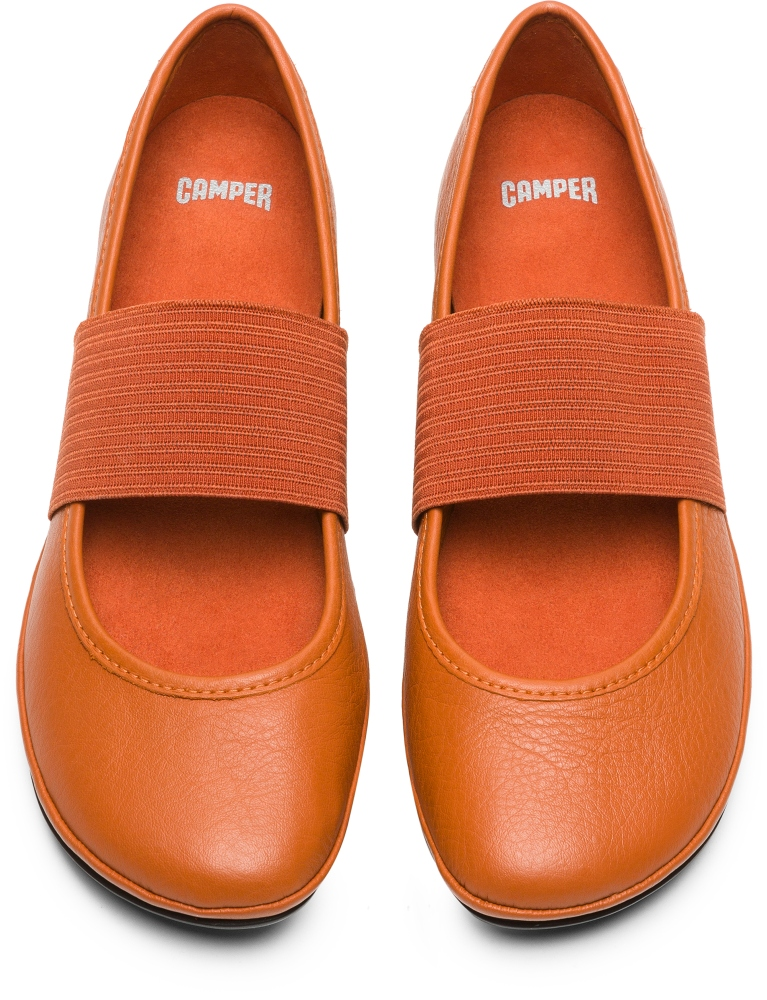 Camper RIGHT Marron  Femme 21595-122