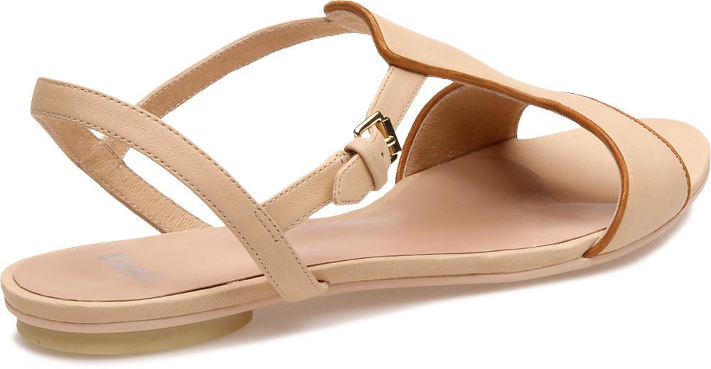 Camper HOLLY Beige Sandals Women 21608-003