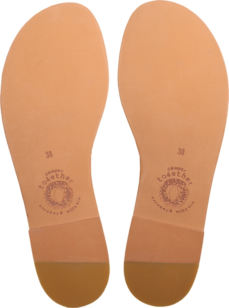 Camper TOGETHER Beige Sandals Women 21623-001