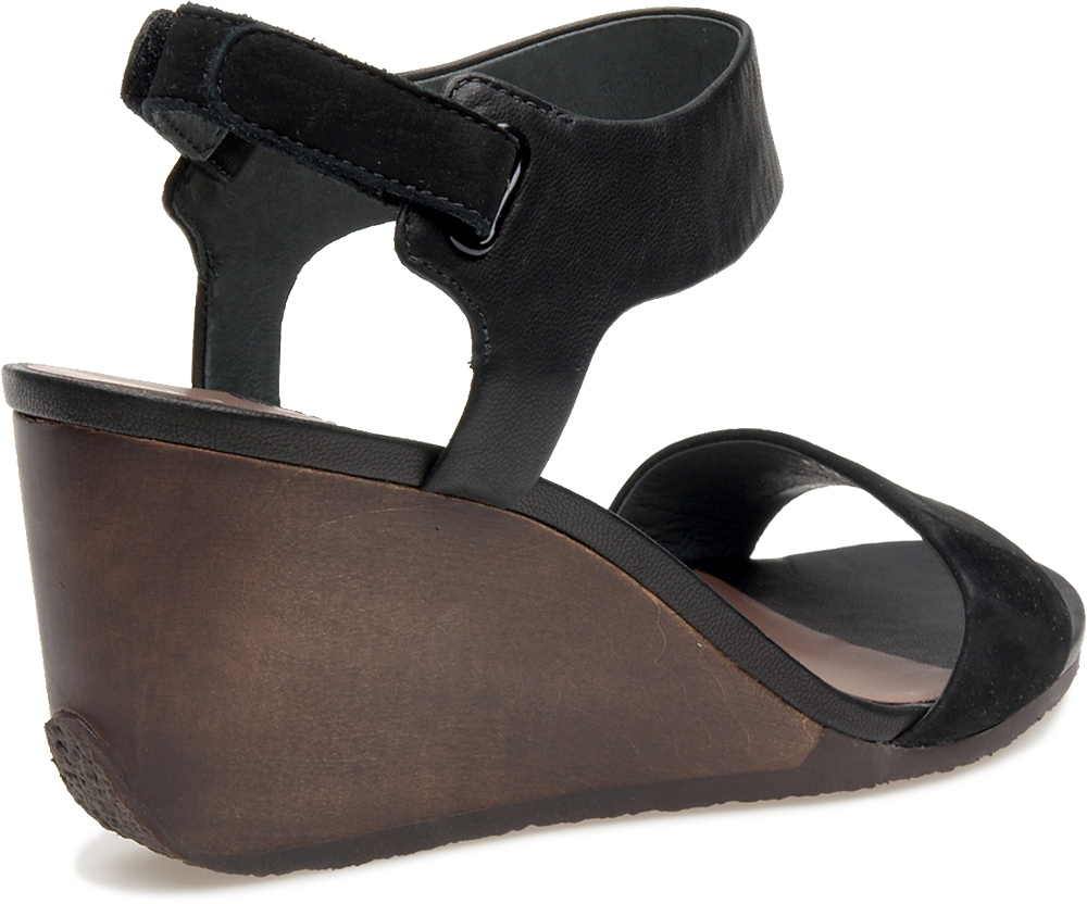 Camper LAURA Black Sandals Women 21625-004