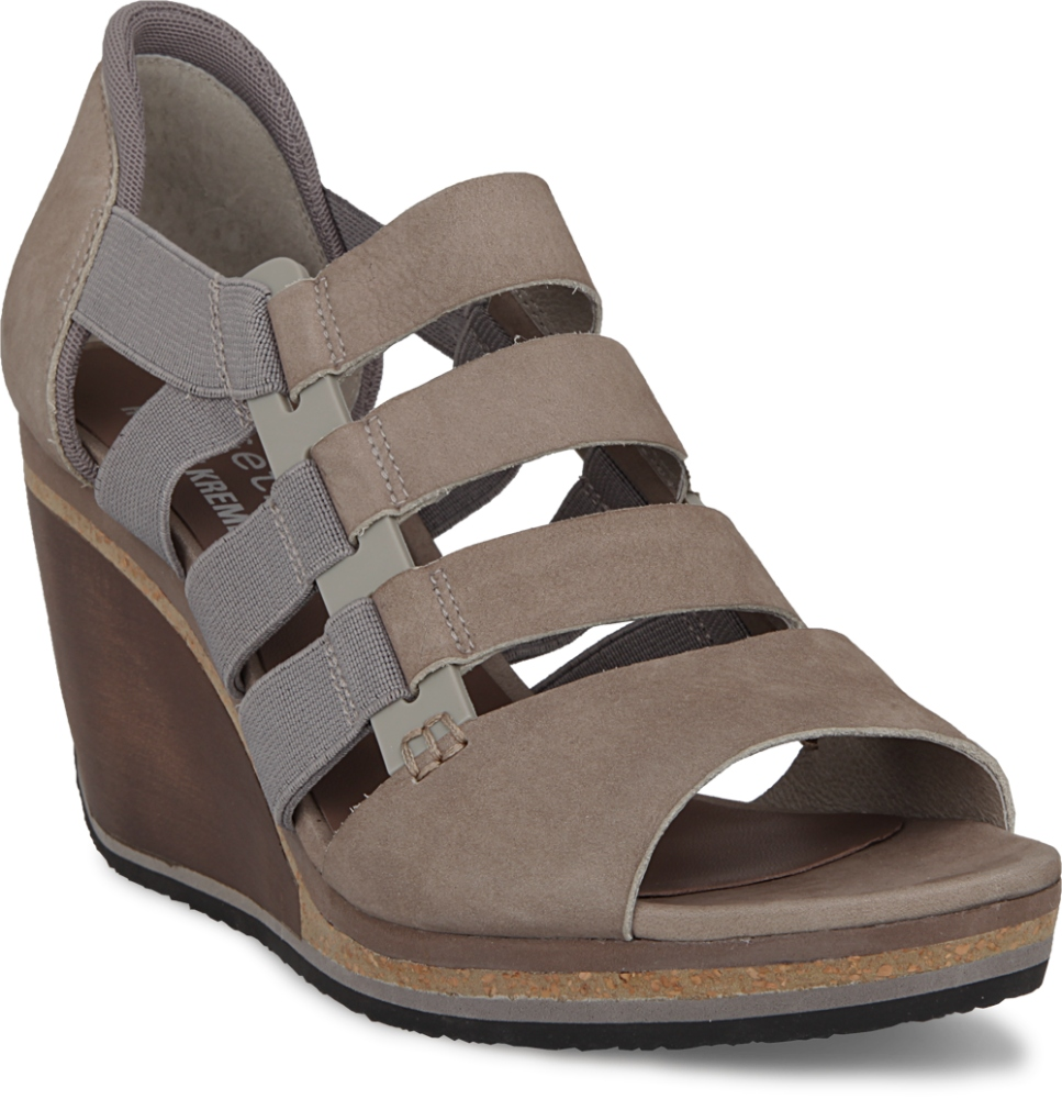 Camper TOGETHER Grey Sandals Women 21651-003