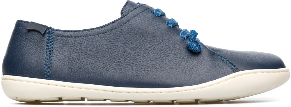 Camper Peu Blue Casual Shoes Women 21712-032
