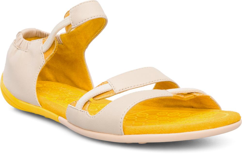 Camper Peu Beige Sandals Women 21722-001