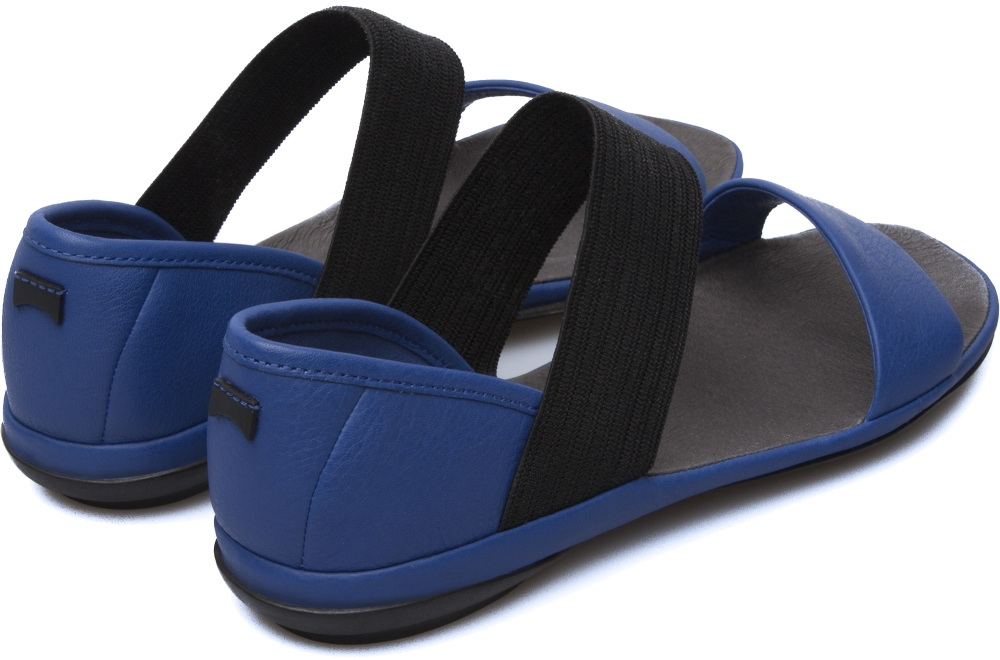 Camper Right Blau Sandalen Damen 21735-046