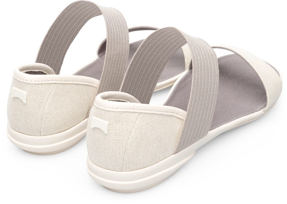 Camper Right Beige Chaussures casual Femme 21735-052