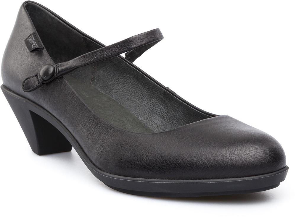 Camper AGATHA Negro Zapatos de tacón Mujer 21847-001