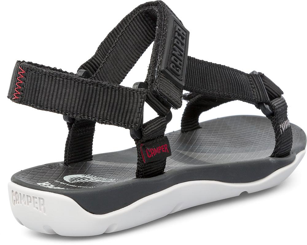 Match sandals - Black Camper wuNNGYfM0x