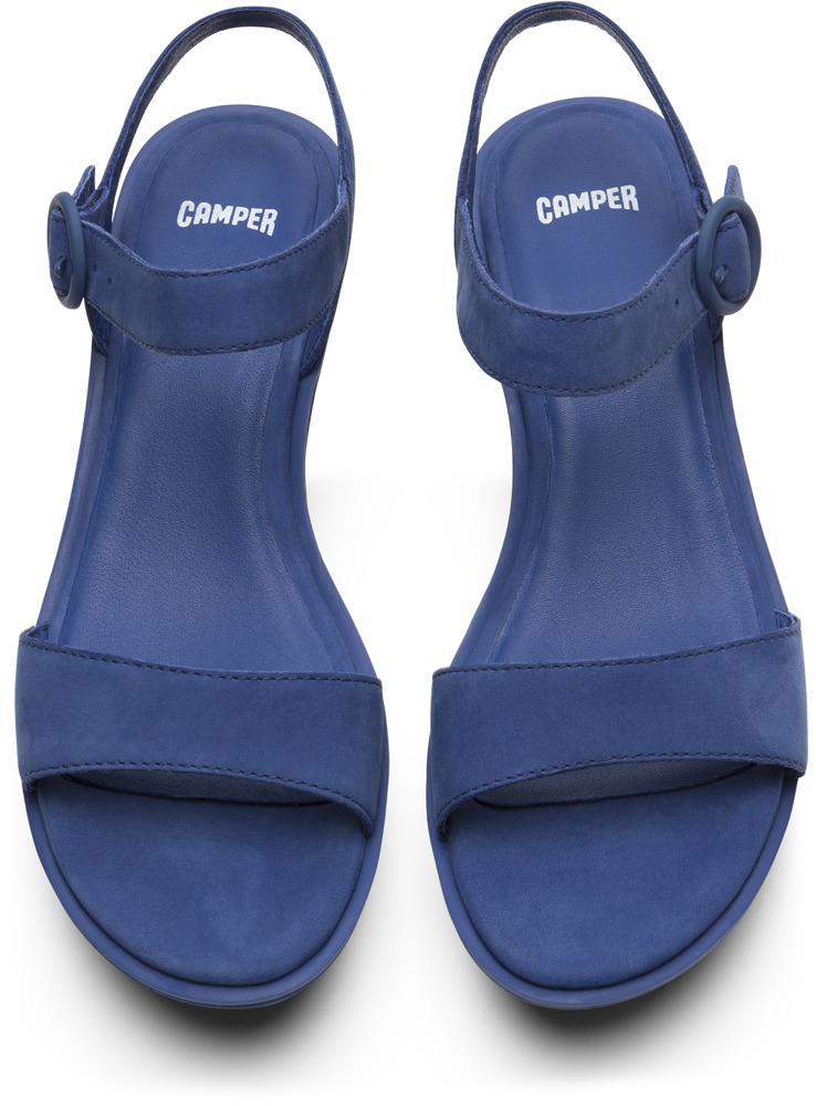 Camper Damas Blue Sandals Women 21923-041