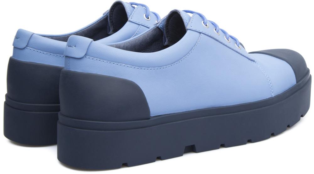 Camper VINTAR Blue Platforms Women 21993-025