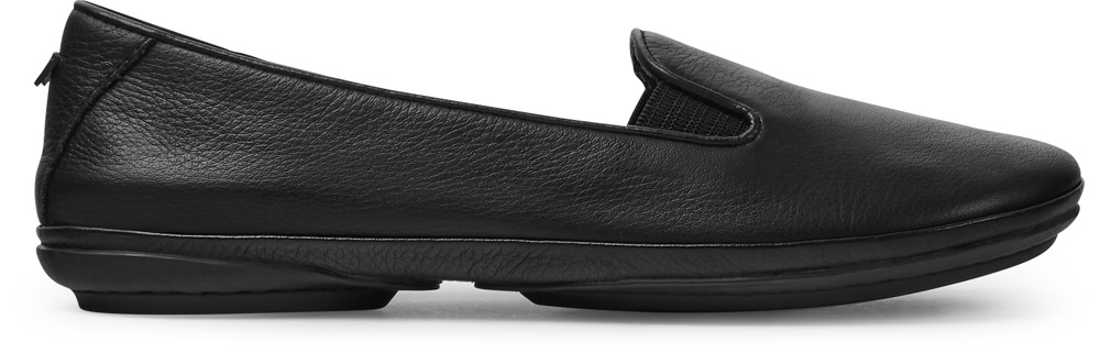 Camper Right Black Ballerinas Women 22017-013