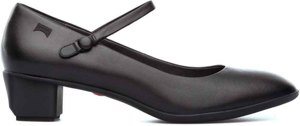 Camper Beth Negro Zapatos de tacón Mujer 22110-001