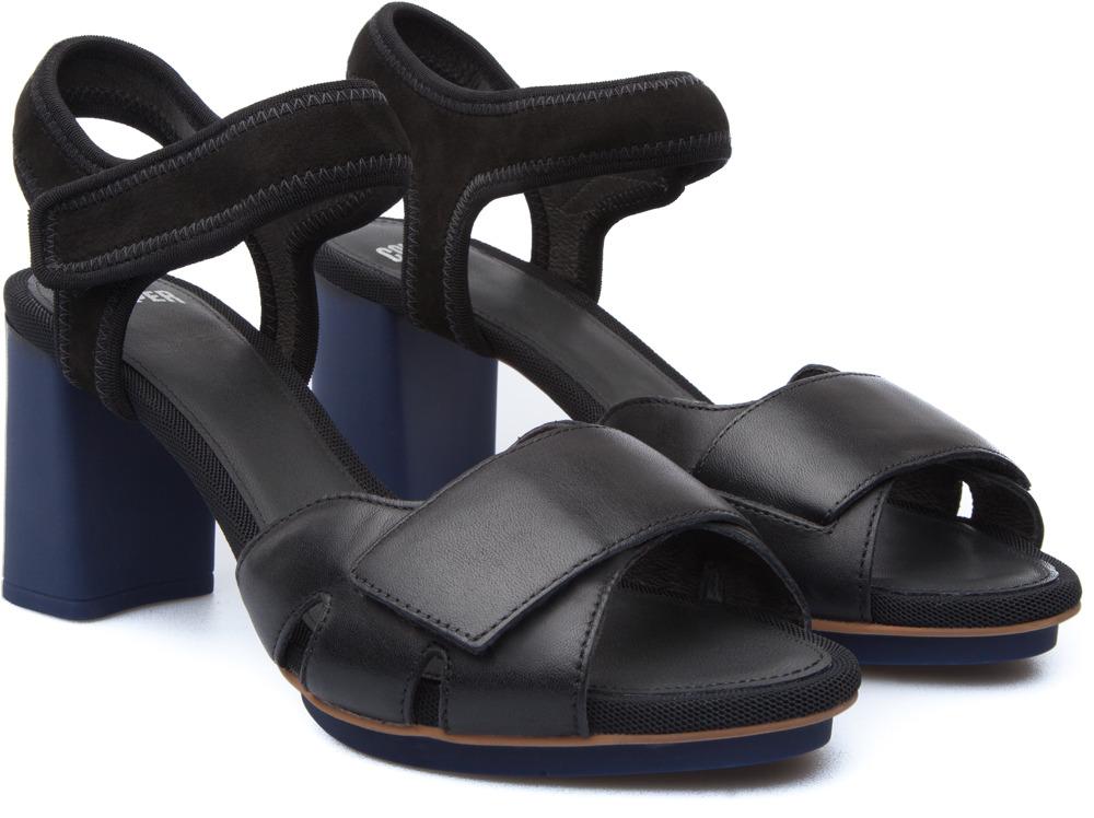 Camper Myriam Black Heels Women 22534-025