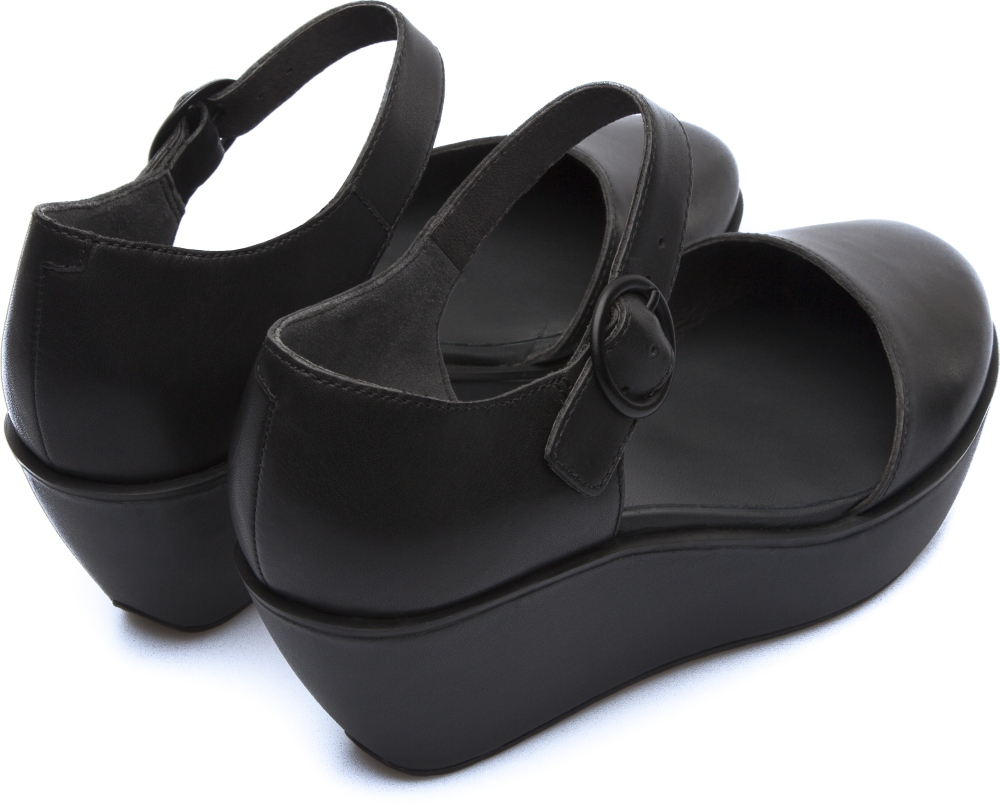Camper Damas Black Platforms / Wedges Women 22545-025