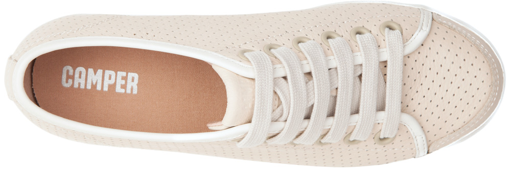 Camper Motel Beige Sneakers Women 22554-031