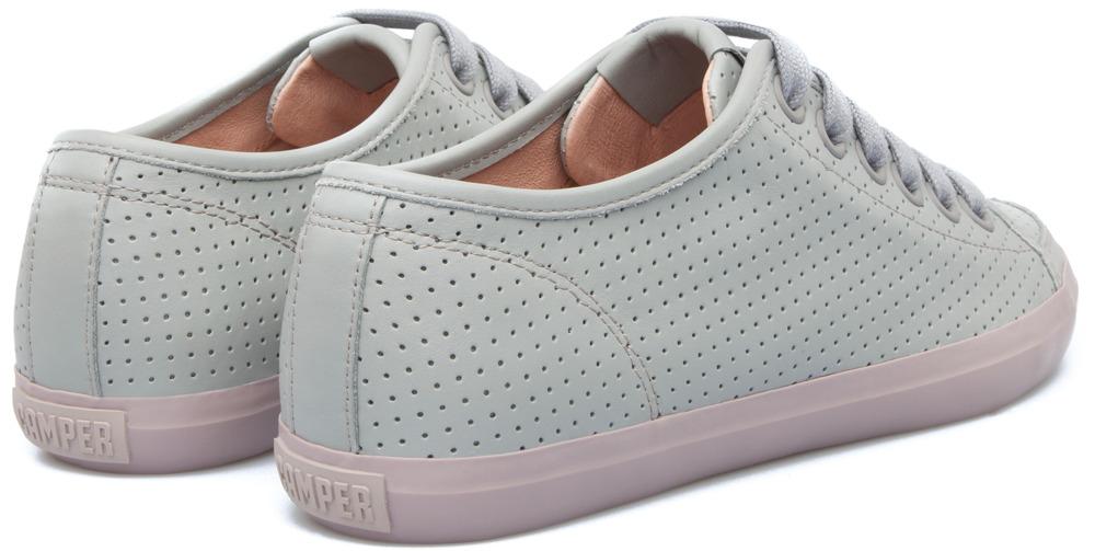 Camper Motel Grey Sneakers Women 22554-032