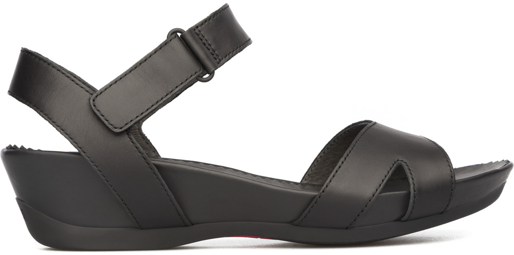 Camper Micro Black Sandals Home 22555-008