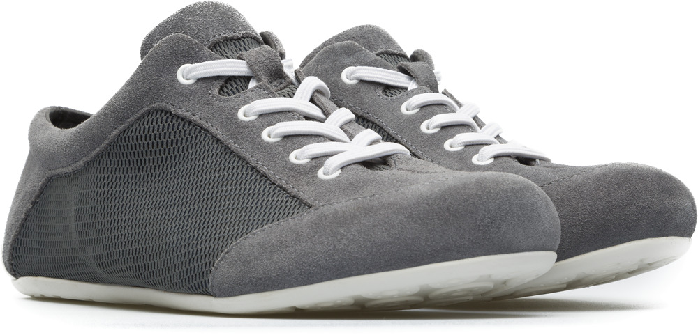 Camper Peu Senda Grey Sneakers Women 22614-021