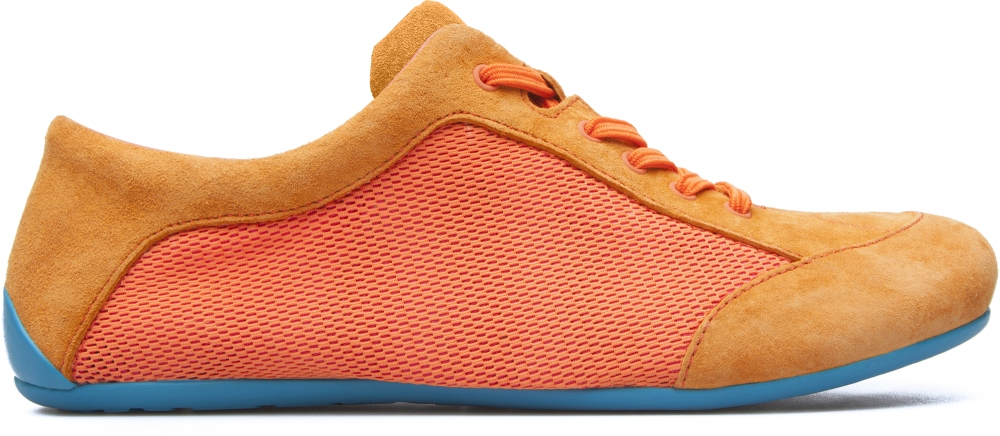 Camper Peu Senda Orange Baskets Femme 22614-024