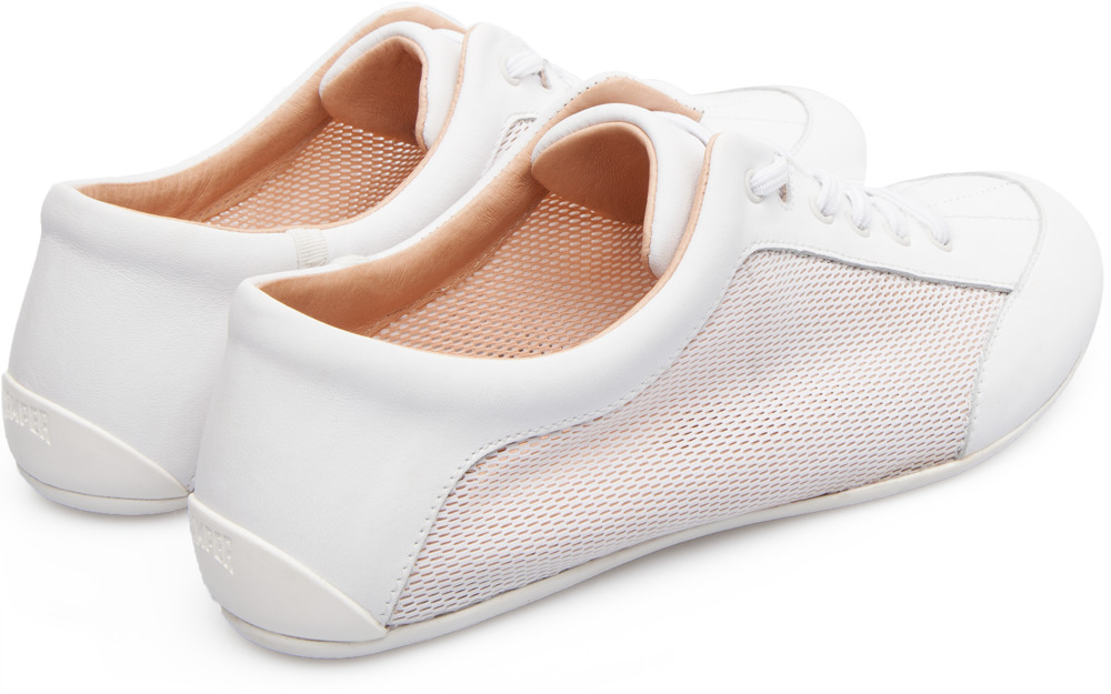Camper Peu Senda White Casual Shoes Women 22614-026