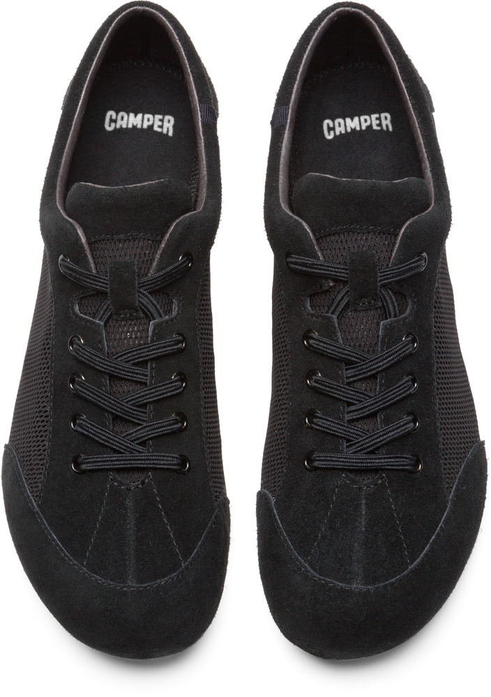 Camper Peu Senda Black Casual Shoes Women 22614-027