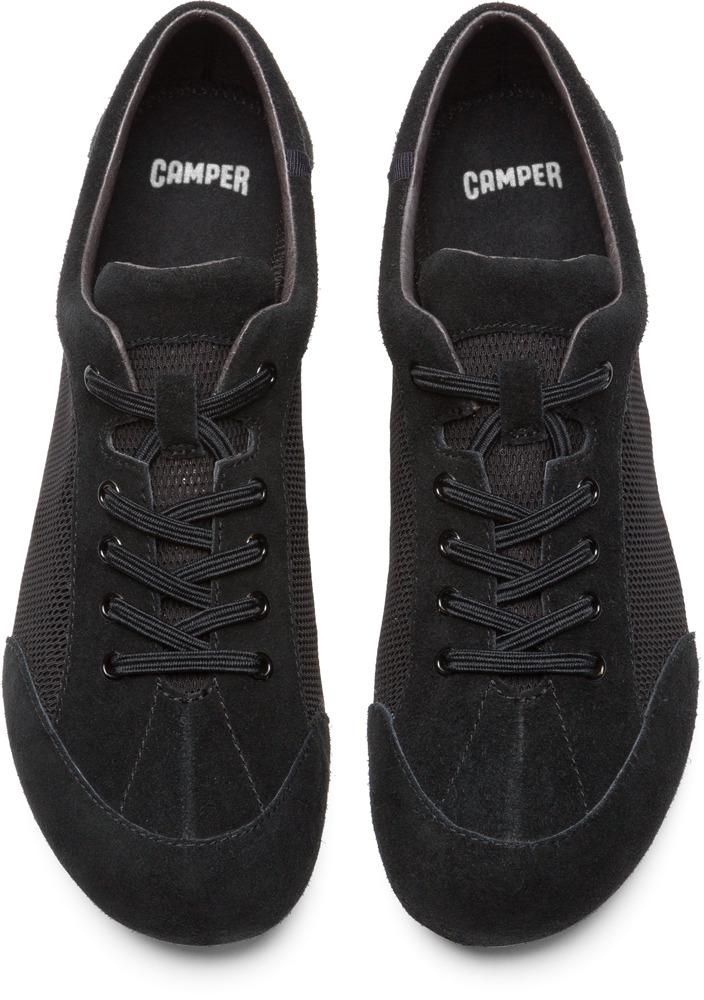 Camper Peu Senda Preto Sapatos casuais Mulher 22614-027