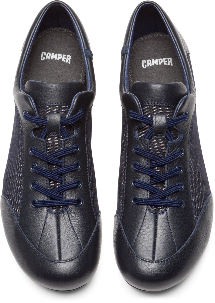 Camper Peu Senda Blue Casual Shoes Women 22614-033