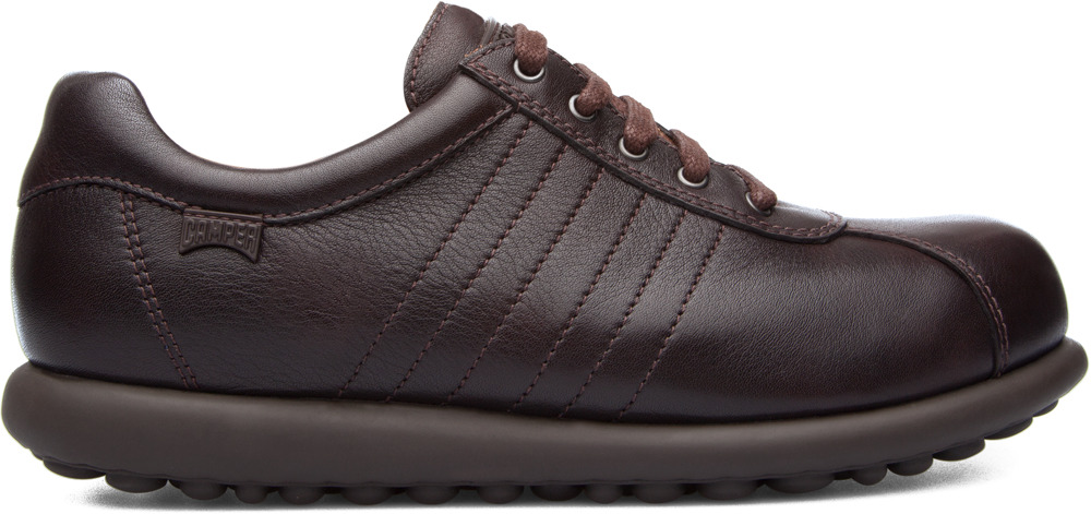 Camper Pelotas Brown Sneakers Women 27205-190