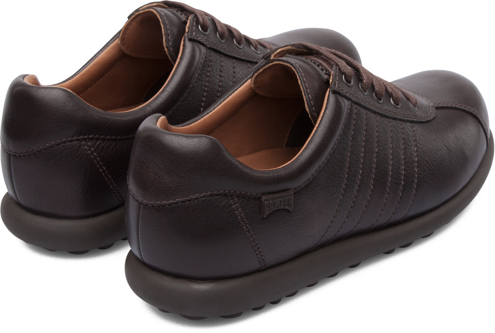 Camper Pelotas Brown Casual Shoes Women 27205-190