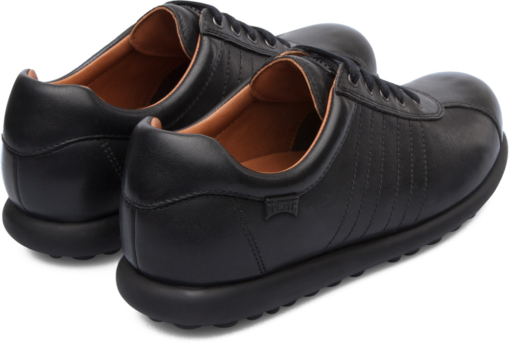 Camper Pelotas Black Casual Shoes Women 27205-191