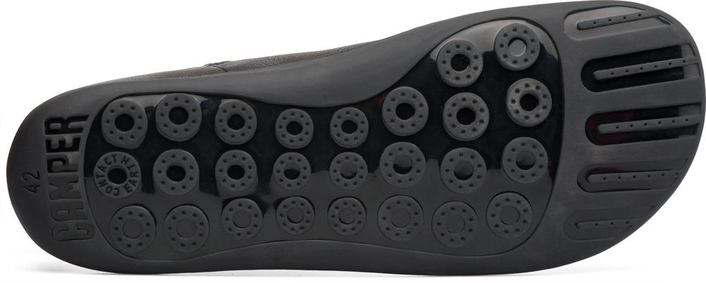 Camper Peu Negro Zapatos Casual Hombre 36411-086