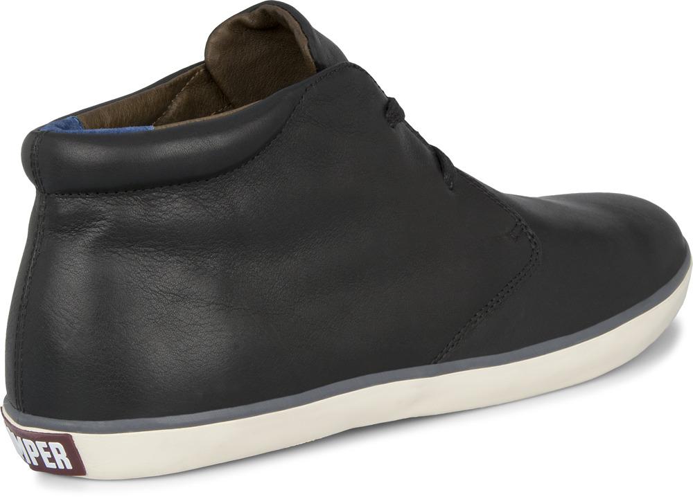 Camper ROMEO Black Ankle boots Men 36538-001