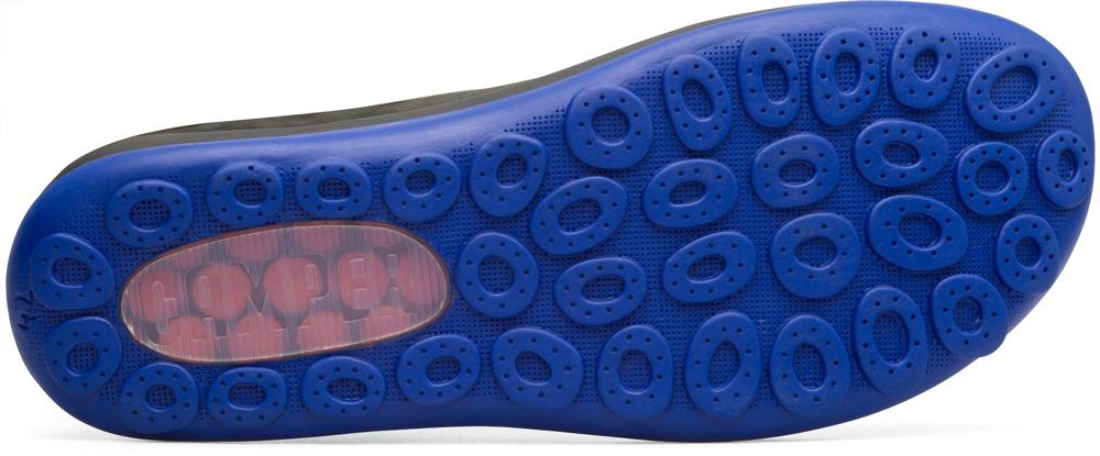 Camper Peu Pista Gris Zapatos Casual Hombre 36544-066
