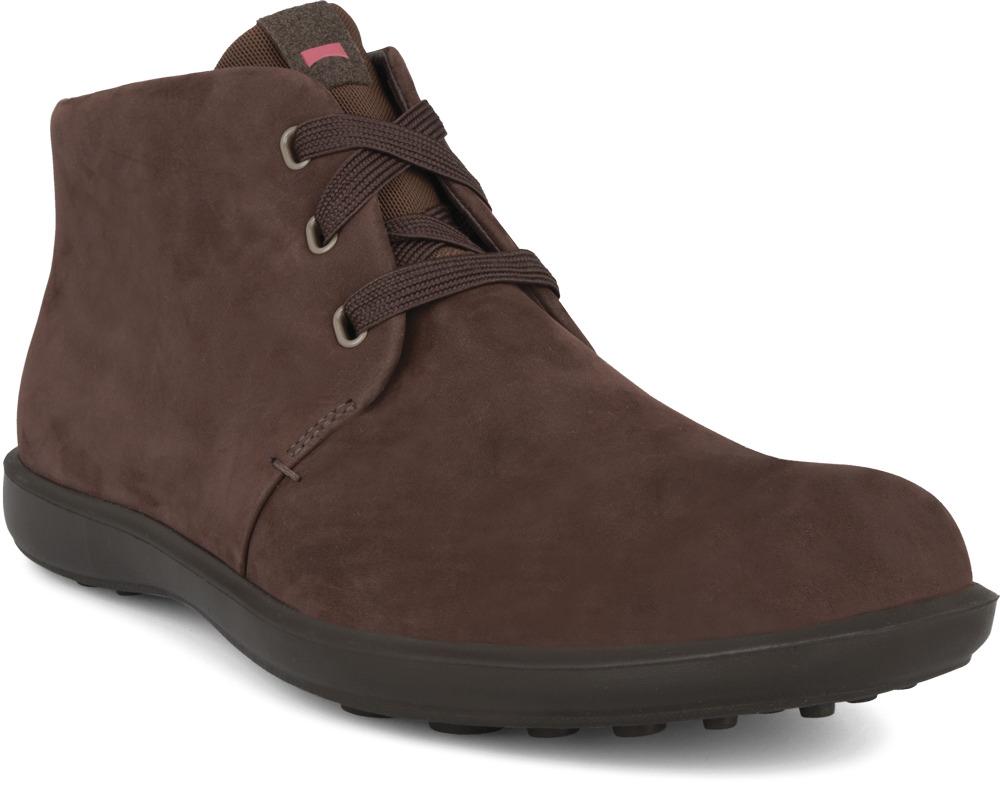 Camper ATOM Brown Boots Men 36630-002