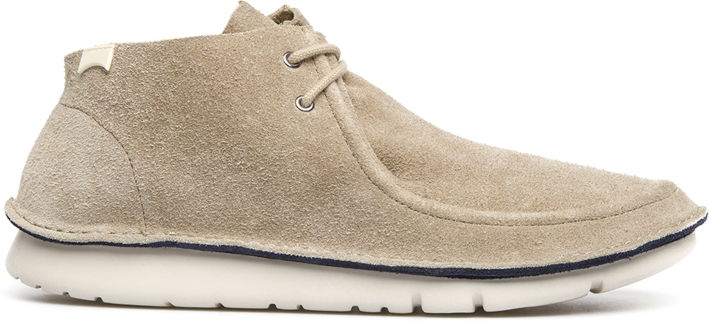 Camper ORUGA Beige Ankle boots Men 36642-001