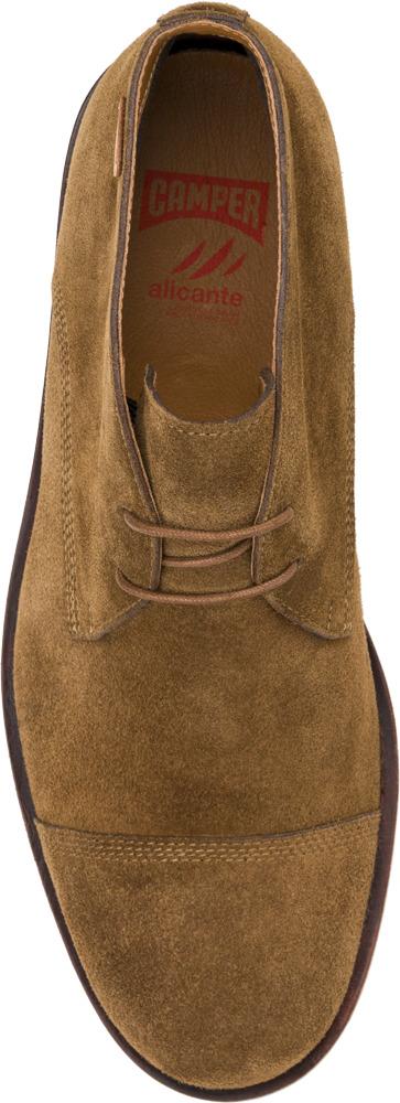 Camper FRED Brown Boots Men 36673-001