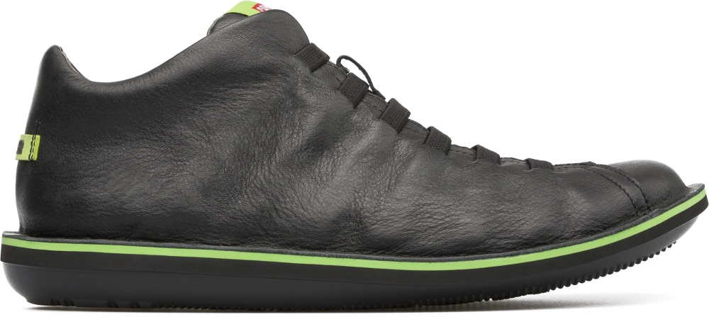 Camper Beetle Black Ankle boots Men 36678-038